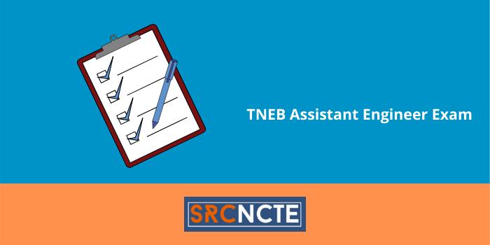 TNEB Assistant Engineer Exam